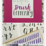creative & brush lettering