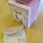 envelops in a box
